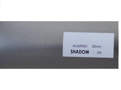 Persiana Horizontal Em Alumínio 50 mm Sob Medida com Fita 25mm