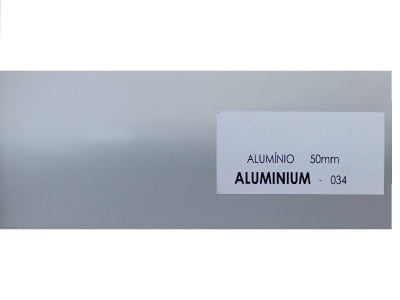 Persiana Horizontal Em Alumínio 50 mm Sob Medida com Fita 35mm