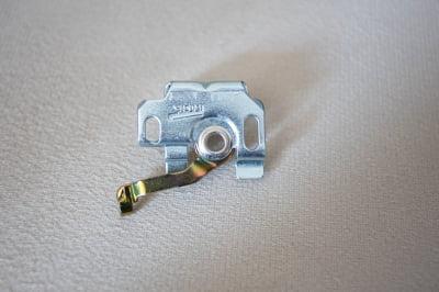Suporte Fixador Persiana Horizontal 25mm