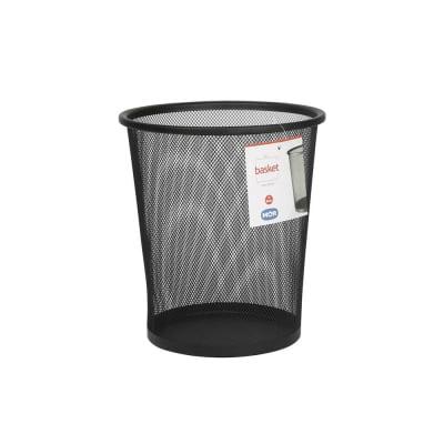 Cesto De Lixo Em Aço Basket Escritorio ou Casa 16L Mor